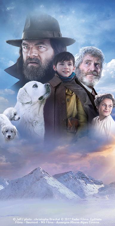 Partenariat Royal Canin et Film Belle et Sébastien