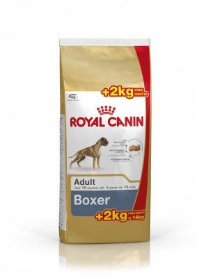 12kg achetés + 2kg offerts  pour l'achat d'un sac de German Shepherd Adult, Boxer Adult, Golden Retriever Adult ou Labrador Retriever Adult!