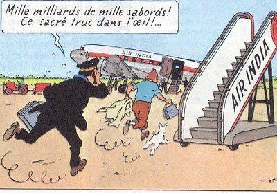 Le chien dans la bande dessinée
