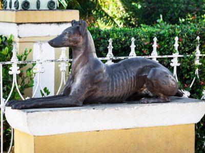 Le chien dans la sculpture