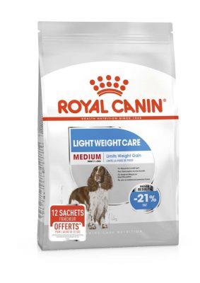 Medium Light Weight Care + 12 sachets fraîcheur