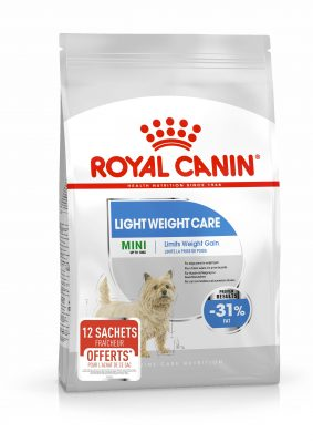 Mini Light Weight Care + 12 sachets fraîcheur