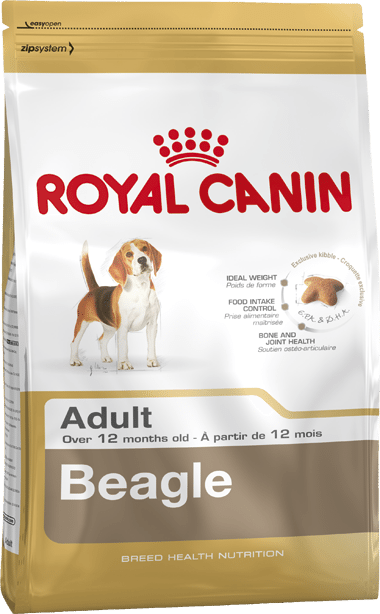 Aliment du Beagle